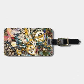 Jewel Luggage Tag