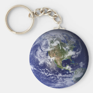Jewel of the Universe Basic Round Button Keychain