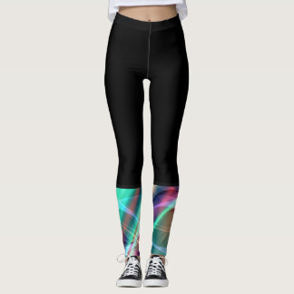 Jewel Swirls Leggings