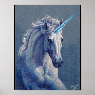 Jewel the Unicorn Poster