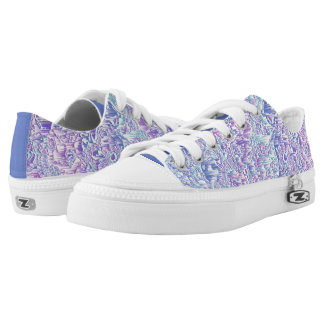 Jewel Tone Glitch 2 Low-Top Sneakers