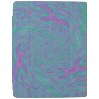 Jewel Tone Spiral iPad Cover