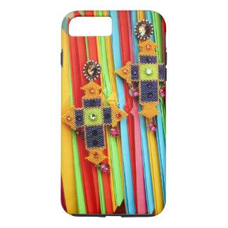 Jeweled cross iPhone 8 plus/7 plus case