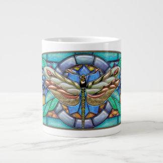 Jeweled Dragonfly Perfection, Jumbo Mug