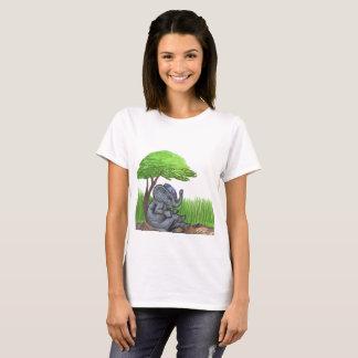 Jeweled Elephant Princess Queen T-Shirt