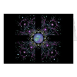 Jeweled Gift Greeting and Note Card