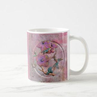 Jeweled Hummer Mug
