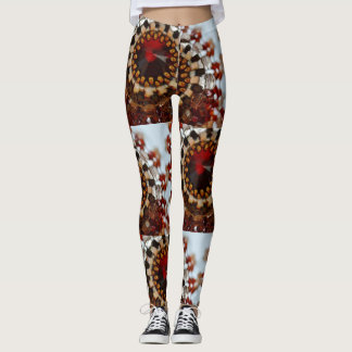 Jeweled leggings