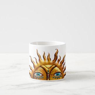 Jeweled Sun, Espresso Mug