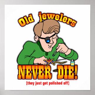 Jewelers Poster