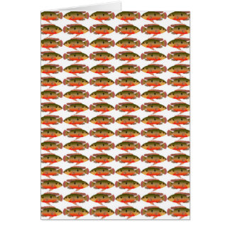 Jewelfishpattern9kwwb Card