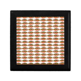 Jewelfishpattern9kwwb Keepsake Box