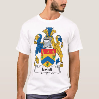 Jewell Family Crest T-Shirt
