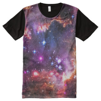 Jewelled dazzling starry space picture, smc