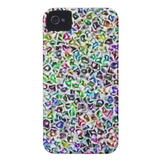 Jewelled mosaic Case-Mate iPhone 4 case