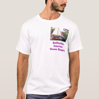 jewelpcf3, Bellissimo InteriorsHome Staging T-Shirt