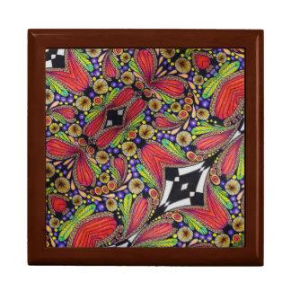 Jewelry Box, Original Art Design Gift Box