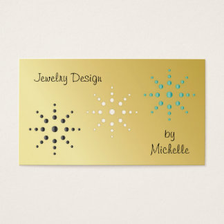 Jewelry Designer Business Card