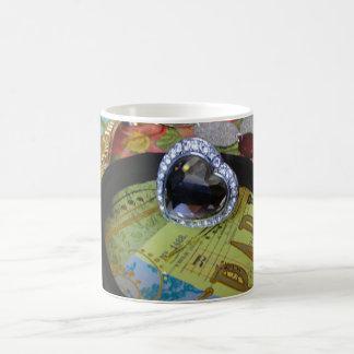 Jewelry on Top of Decorative Box Coffee Mug