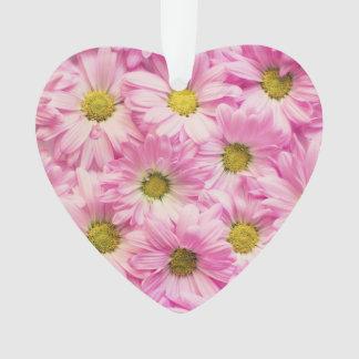 Jewelry - Pendant - Pink Gerbera Daisies Ornament