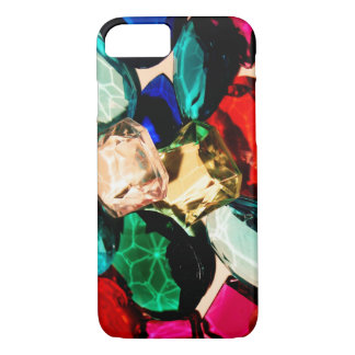 Jewels Gems Crystals Bling Gemstones Fancy Shiny iPhone 7 Case