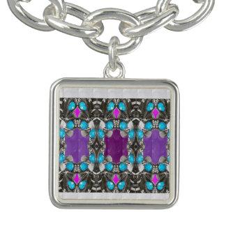 Jewels pour amour,fiancer,marier,fiancailles,mer charm bracelets