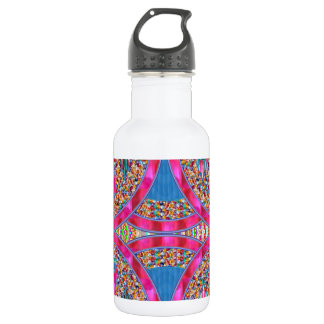 Jewels with PINK Ribbons 532 Ml Water Bottle