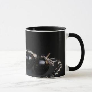 jewerly collection. black gems mug