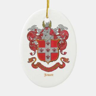 Jewett Crest Ornament