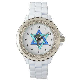 Jewish Cat Stars Watch