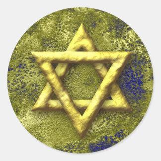 Jewish Crafts, Stickers