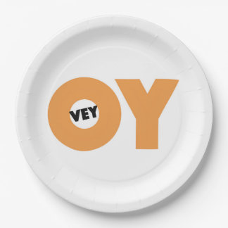 Jewish Decorating Idea, Paper Plates