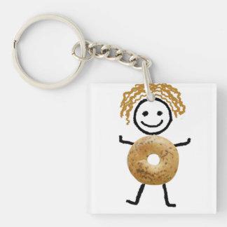 Jewish Gift, Kids, Keychain