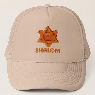 JEWISH HAT SHALOM DOVE