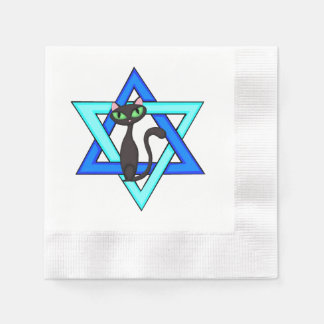 Jewish Holiday Celebrations Disposable Napkins