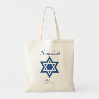 Jewish Homeschool Mom Star of David
