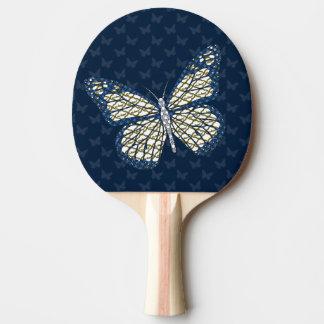 Jewish Monarch Ping Pong Paddle