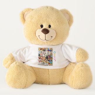 Jewish New York Teddy Bear