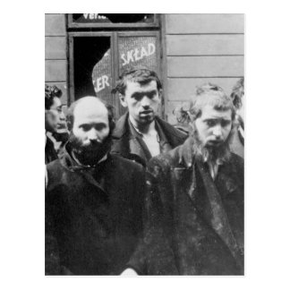 Jewish Rabbis. Copy of German photograph_War Image Postcard