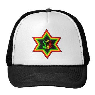 Jewish Rasta Trucker Hat