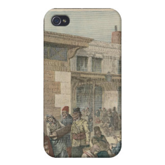 Jewish Refugee Camp Cases For iPhone 4