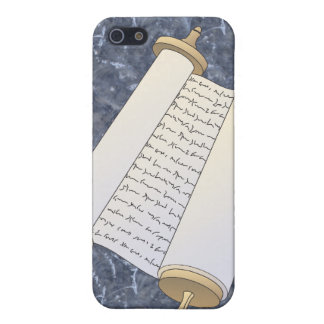 Jewish Scroll iPhone 5 Case