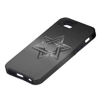 Jewish Star of David Shines iPhone 5 Covers