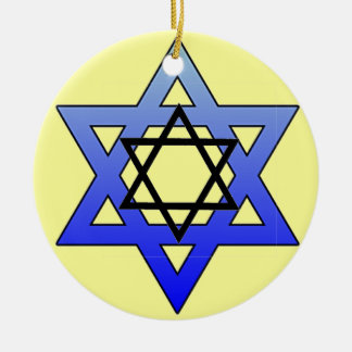 Jewish Star, Star of David, Magen David Ornament
