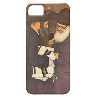 Jewish vintage image iPhone 5 covers