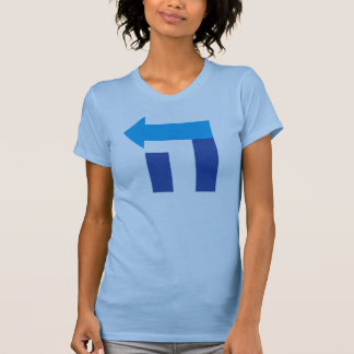 Jews for Hillary - Women's T-Shirt