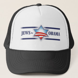 Jews for Obama Cap