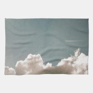 Jey Sky Blue Kitchen Towels