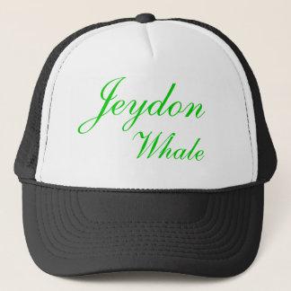 Jeydon, Whale Trucker Hat