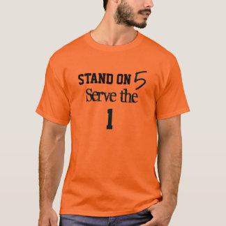 JFIA Stand and Serve Mens Shirts